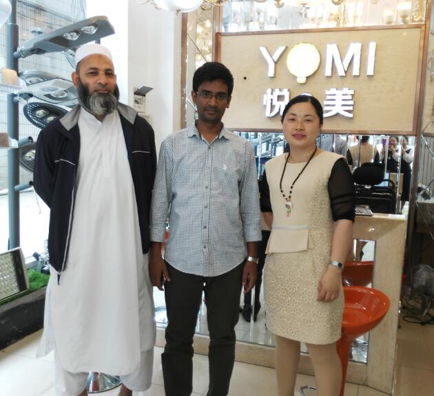 Customers from Bangladesh